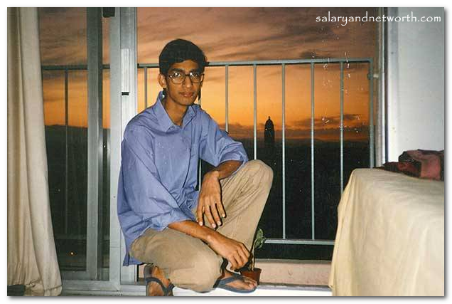 sundar pichai young photo