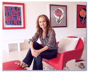 Giada De Laurentiis house pictures