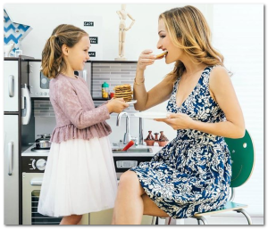 Giada De Laurentiis photos daughter