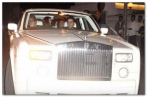 amitabh bachchan car photo