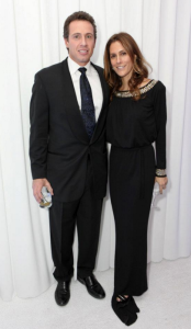 Chris Cuomo wife Cristina Greeven