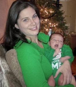 Erin Burnett  daughter