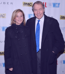 charlie rose wife mary rose