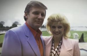 Donald Trump ex wife vana Zelnickova