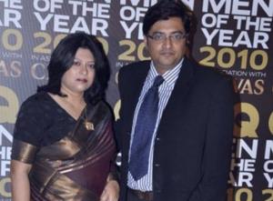 arnab goswami wife pipi goswami