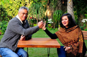rajdeep sardesai wife sagarika ghose