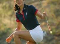 Michelle Wie hot