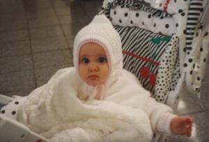 ariana grande baby images