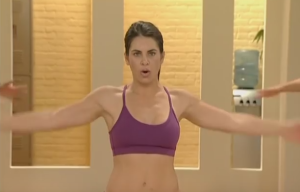 jilian andrews workout
