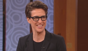 rachel maddow stanford thesis