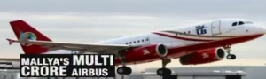 vijay mallya jet plane