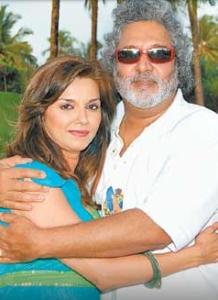 vijay mallya wife rekha mallya