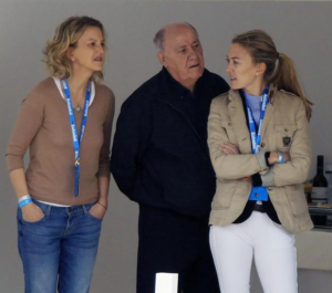 amancio ortega wife flora daughter marta