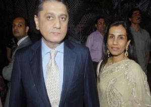 chanda kochhar husband deepak