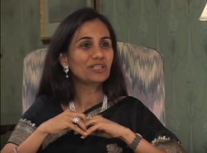 chanda kochhar icici ceo photo