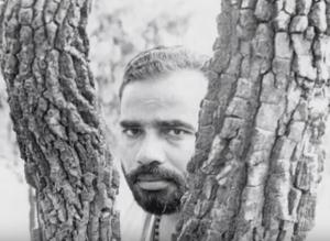 Narendra Modi young photo