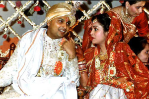 anil ambani tina ambani wedding marriage photo