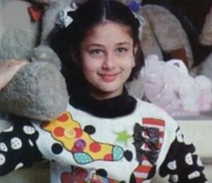 kareena kapoor childhood photo