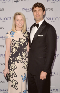 marissa mayer husband zachary bogue