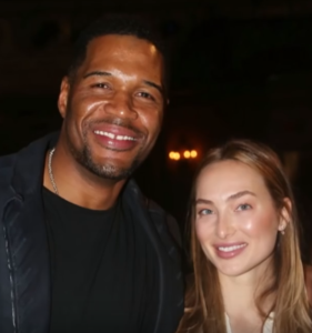 michael strahan girlfriend kayla quick
