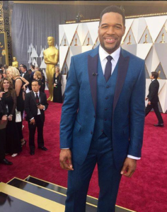 michael strahan photo