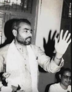 narendra modi young picture