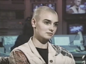 sinead o'connor bald