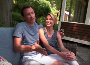 amy robach husband andrew shue