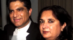 deepak chopra wife rita chopra picture