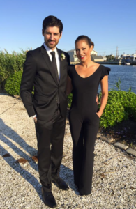 ginger zee husband ben aaron