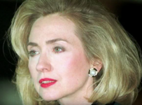 hillary clinton beautiful photo