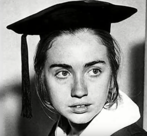 hillary clinton young photo (2)