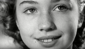 hillary clinton young pictures
