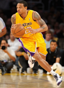 shannon brown playing basketball