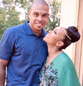 shannon brown wife Monica