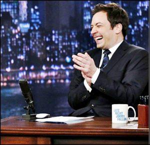 Jimmy Fallon American comedian