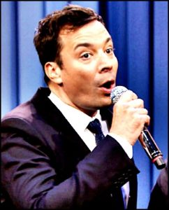 Jimmy Fallon American comedian images