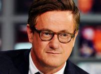 Joe Scarborough  - MSNBC news anchor