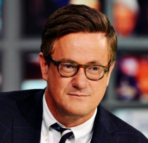 Joe Scarborough - MSNBC news anchor