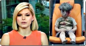 Kate Bolduan cried while reporting on Syrian child Omran Daqneesh