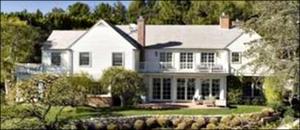 Miranda Kerr and Evan Spiegel  home pics
