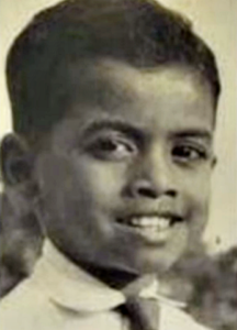 Rajinikanth childhood pics