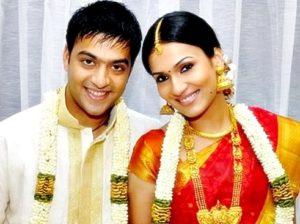 Rajinikanth daughter Soundarya with husband