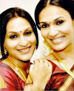 Rajinikanth daughters