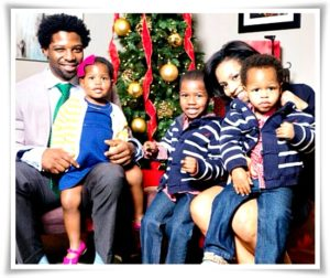 Sheinelle Jones husband & Kids Pics