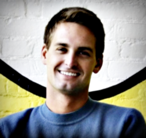 Snapchat Evan Spiegel