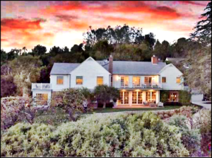 Snapchat Founder Evan Spiegel mansion
