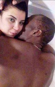 Usain Bolt with girlfriend pics