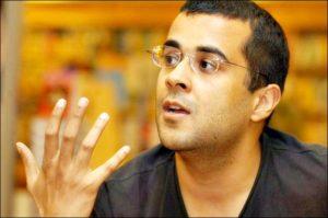 chetan bhagat writer