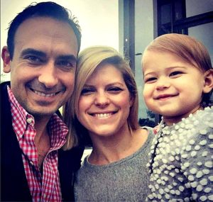 kate bolduan husband and daughter